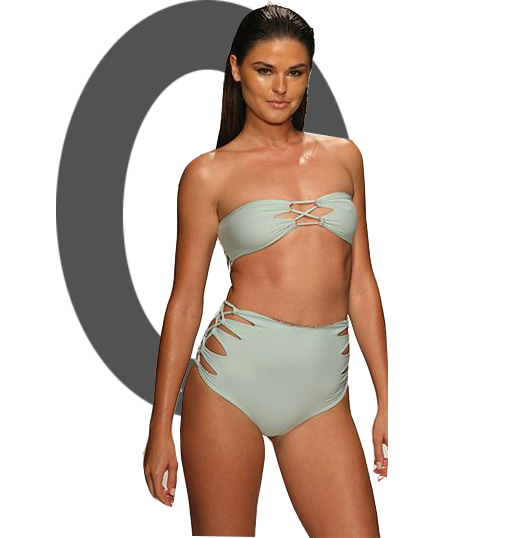 Swimwear with Cutouts